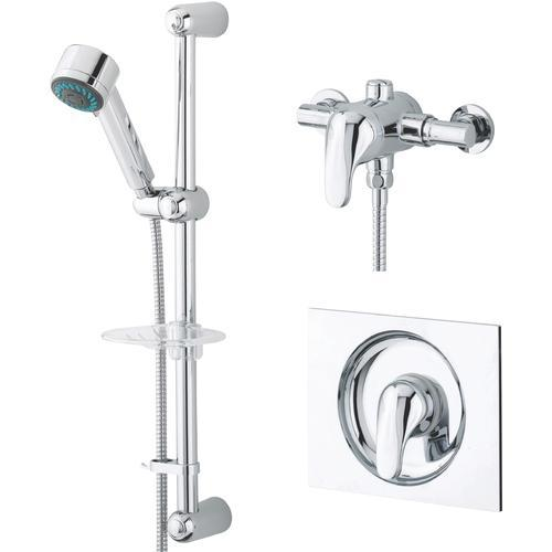 Merveilleux Thermostatic Mixer Shower_large