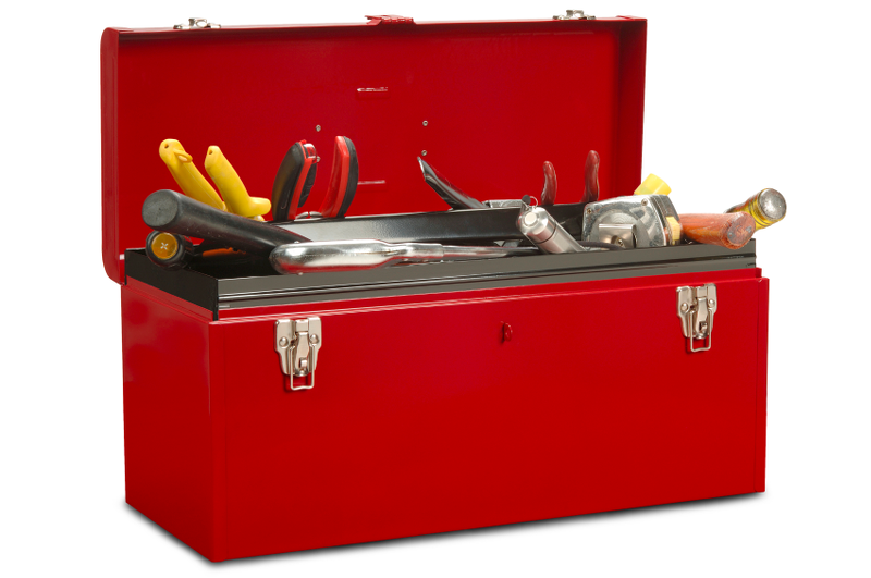 red-tool-box